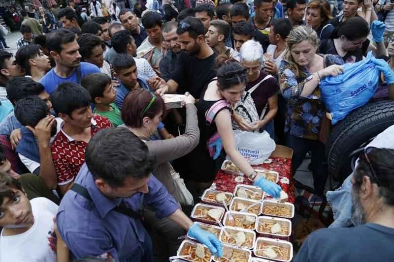 Photo of حكومهتی ههنگاریا خواردن له پهنابهران قهدهغه دهكات