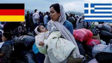 Photo of ئهڵمانیا كۆمهكی هاوكاری مرۆیی بۆ 10.000 پهنابهری یۆنان نارد