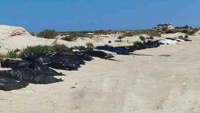 Photo of تهرمی 22 كۆچبهر له دهریای ناوڕاستدا دۆزرایهوه