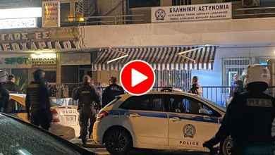 Photo of بهڤیدیۆ: پهنابهرێكی سوری له بهردهم بنكهیهكی پۆلیسی یۆناندا به مووس خۆی بریندار دهكات