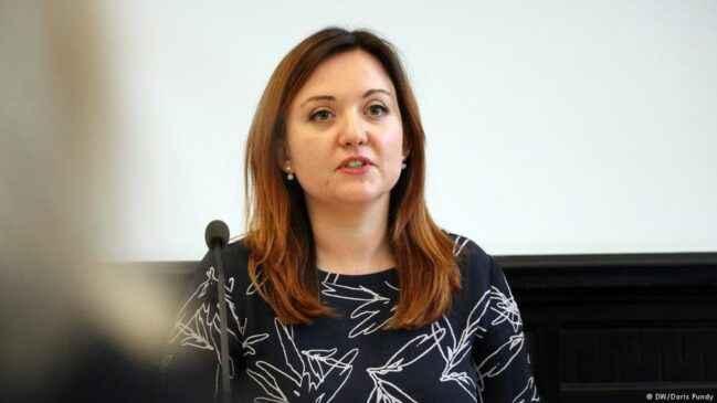 فێدێریجا تۆسكانۆ (Federica Toscani) بهرپرسی ڕێكخراوی Missing Children Europe